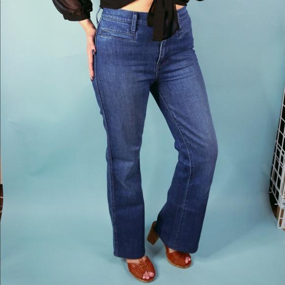 Madewell Denim - Madewell Flea Market Flare Jeans